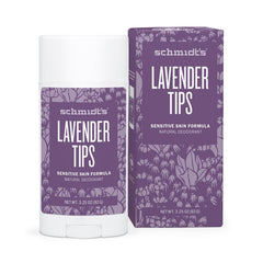 Lavender Tips Sensitive Skin Deodorant Stick (3.25 oz)