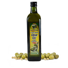 De La Rosa Moroccan Un-Filtered Extra Virgin Olive Oil 500 ml 16.9 fl oz