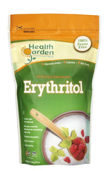 Health Garden 1 Lb Erythritol Sweetener -NON GMO - All Natural **KOSHER** 4 pack