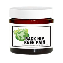 Back Hip Knee Pain