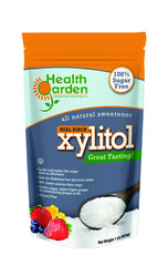 Health Garden Birch Xylitol 1 lb 4 pack