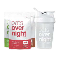 Oats Overnight Variety Starter Pack