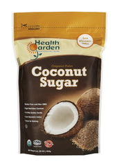 Health Garden Kosher Coconut Sugar (Product From the Philippines), 1 lb 4 pack