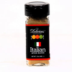 The Delicious Dietitian Italian Spice Blend