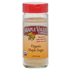 Maple Valley 5 oz Organic Maple Sugar - 6 PACK