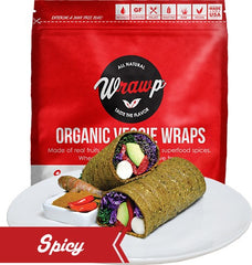 Spicy Wraps