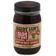 Daddy Sam's All Natural Bar-B-Que Sawce