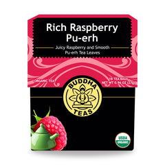 Rich Raspberry Pu-Erh Tea