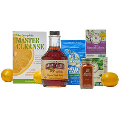 Maple Valley 5 Day Master Cleanse Kit with Tom Woloshyn Book