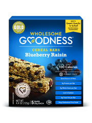 Wholesome Goodness - Granola Bar - Blueberry