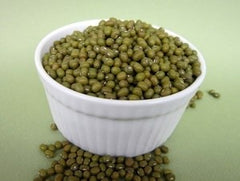 Certified Organic, non-GMO Sprouting Seeds - Mung Beans 1 pound