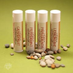 Peppermint Lip Balm by