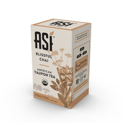Blissful Chai - Organic Boxed Tea (20 bags)