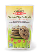 Jessica's Natural Foods Gluten-Free Chocolate Chip Cookie Mix