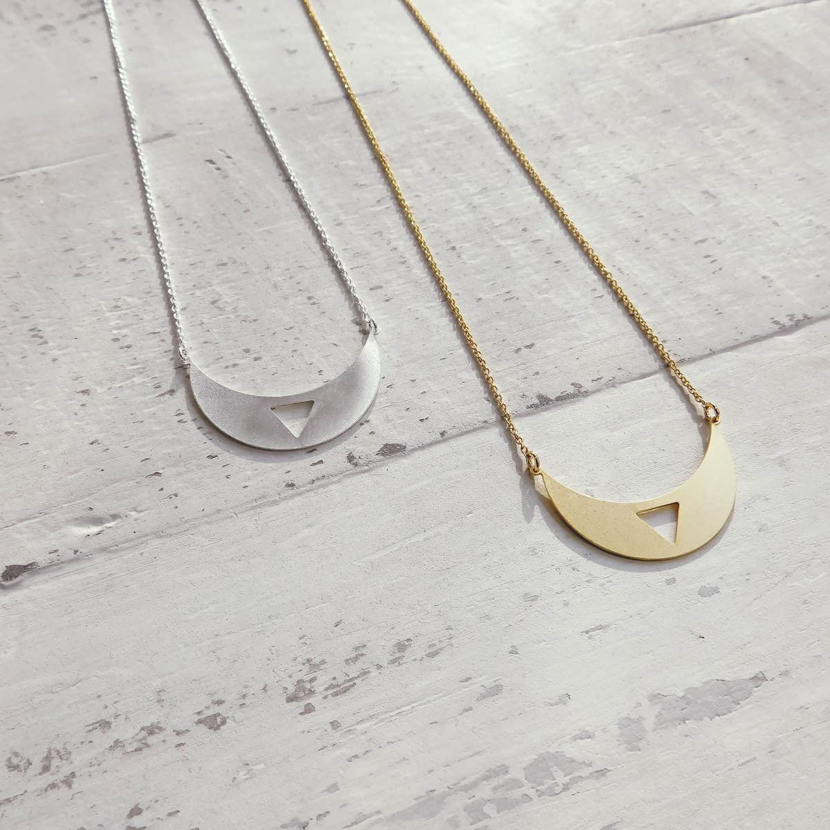 Celestial Lunar Necklace