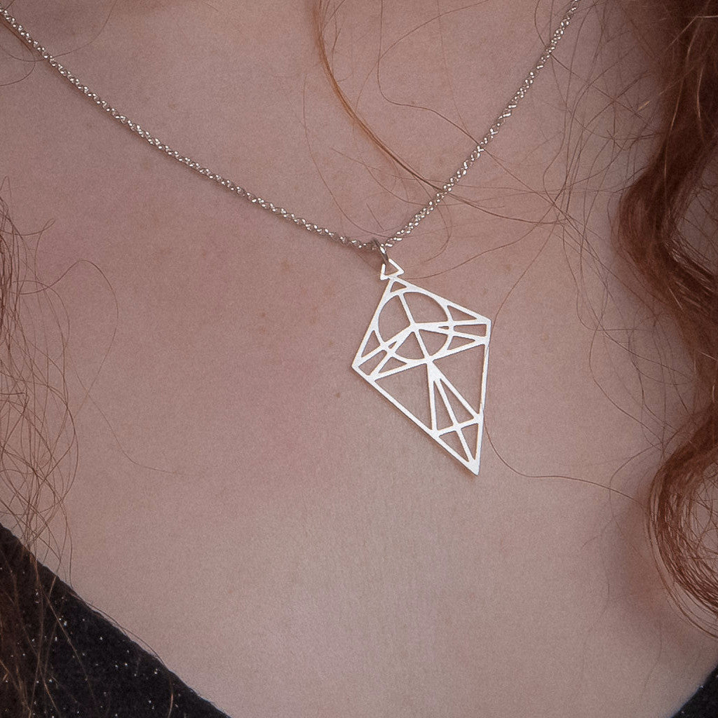 Da Vinci Diamond Necklace