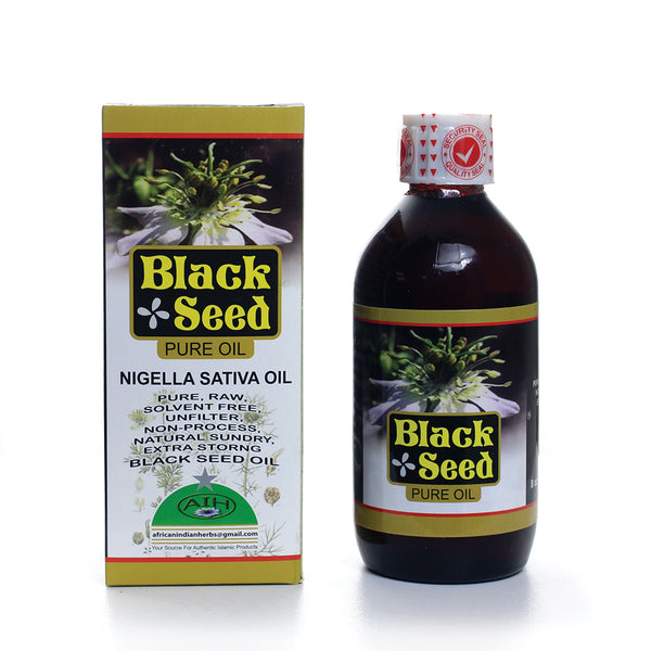 Pure Black Seed Oil - 8 oz.