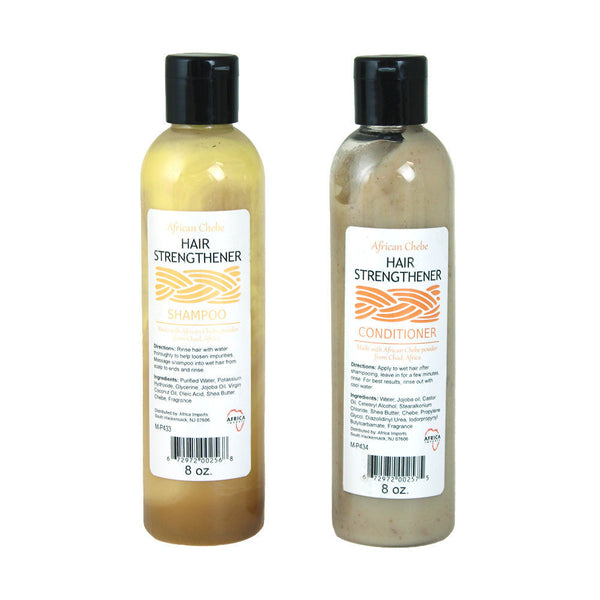 African Chebe Shampoo & Conditioner Set