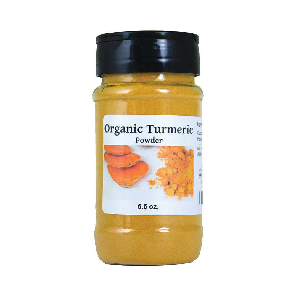 Organic Turmeric Powder – 5.5 oz.