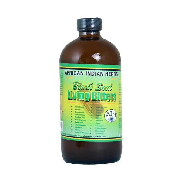 AIH Black Seed Living Bitters - 16 oz.
