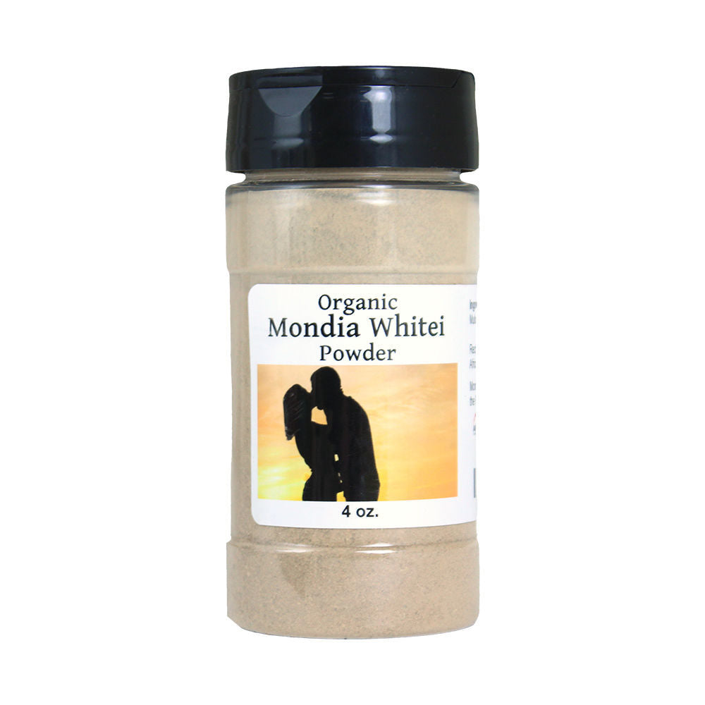 Organic Mondia Whitei Powder - 4 oz.