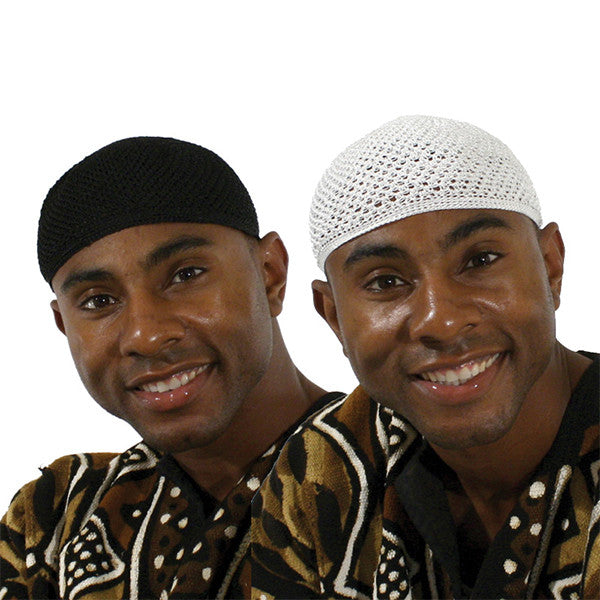 Men's Knitted Kufi Cap