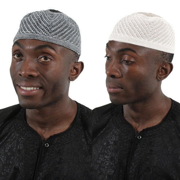 Knitted Kufi Hat