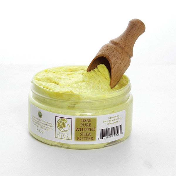 Desired Diva: Whipped Shea Butter