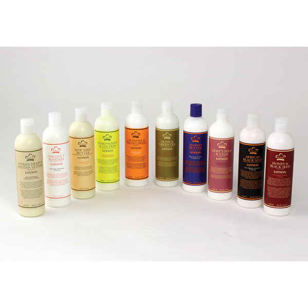 Set Of 10 Lotions - 13 oz.