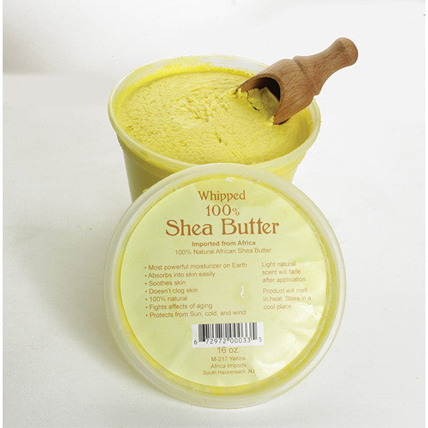 Whipped Shea Butter - 16 oz.