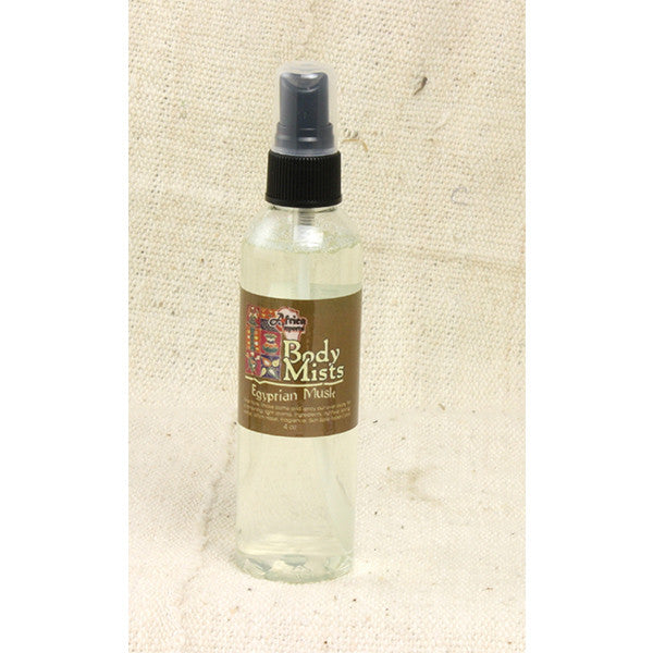 Egyptian Musk Body Mist - 4 oz.