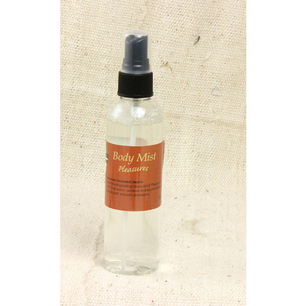 Pleasures Body Mist - 4 oz.