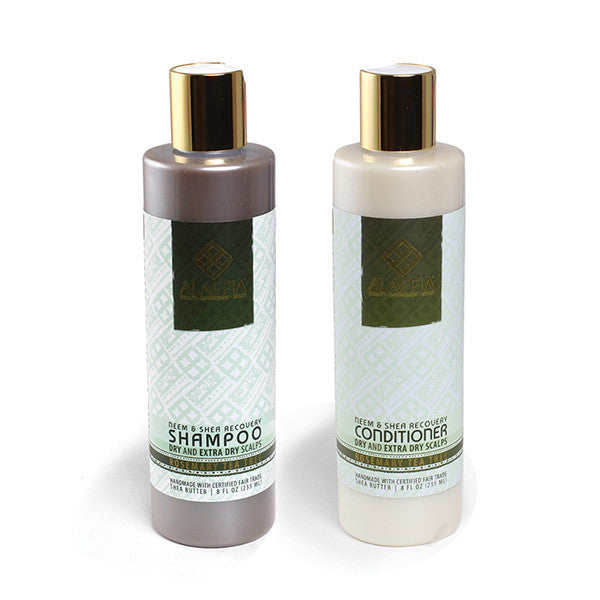 Neem/Shea Butter Shampoo+Conditioner Set