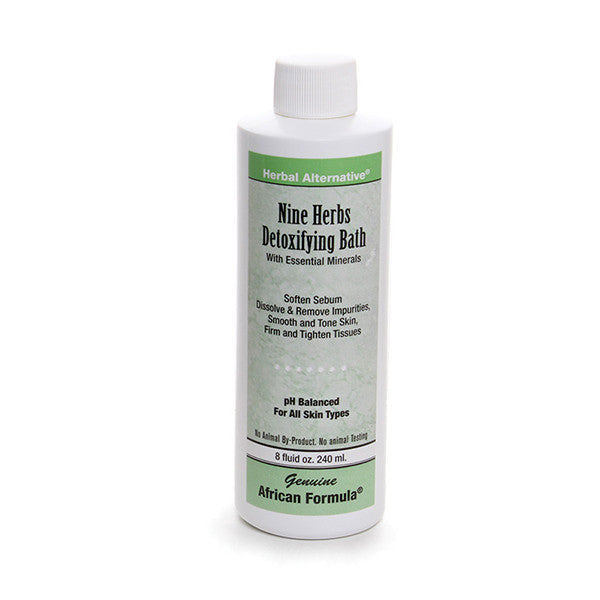 Nine Herbs Detoxifying Bath Formula 8oz.