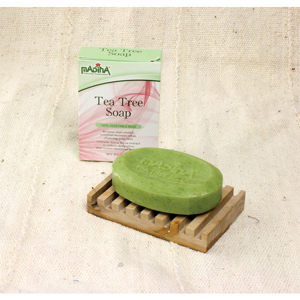 Tea Tree Soap - 3½ oz.