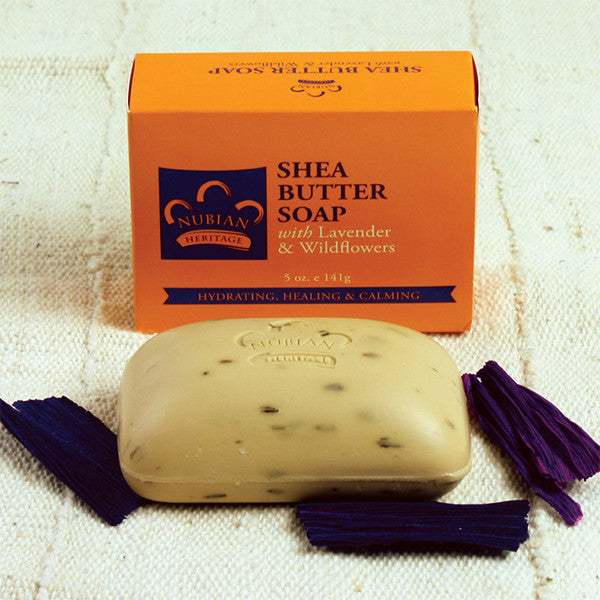 Lavender Shea Butter Soap - 5 oz.