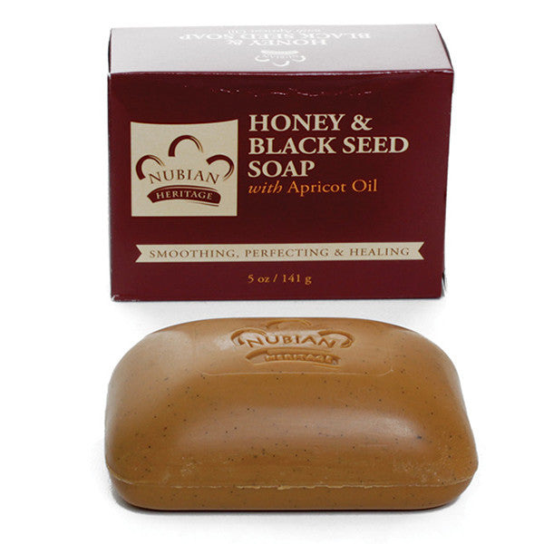 Honey & Black Seed Soap - 5 oz.