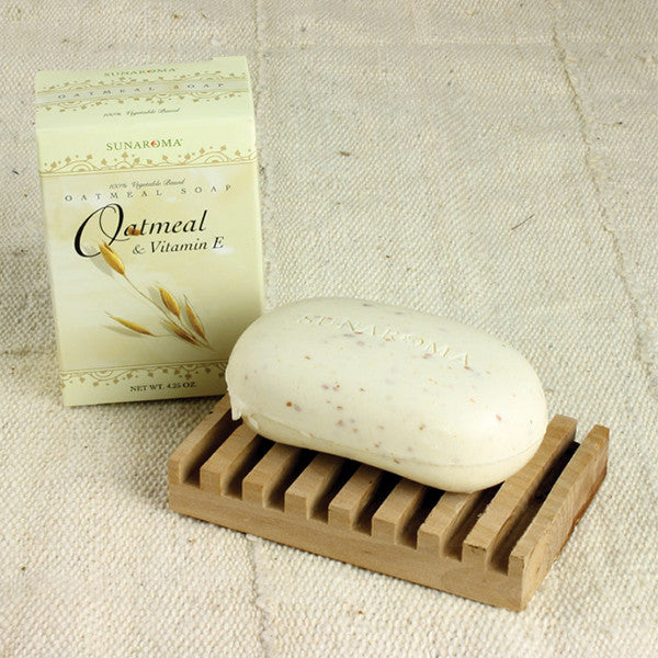 Oatmeal & Vitamin-E Soap - 4¼ oz.