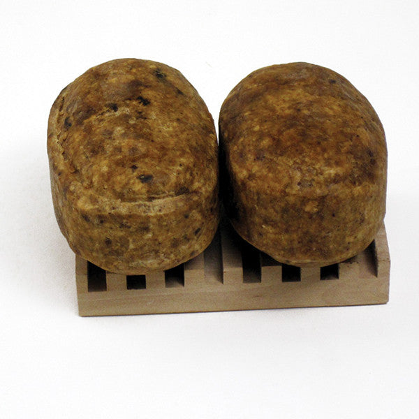 Natural Black Soap Bars - Pack Of 2