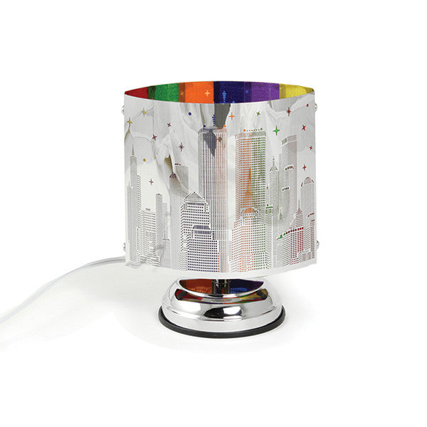 Electric City Lights Oil Burner