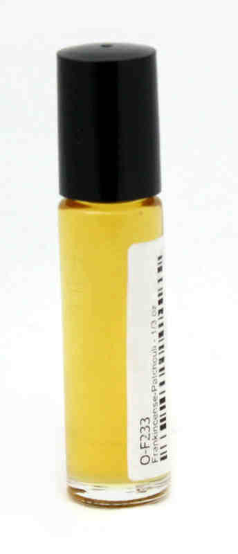 Frankincense-Patchouli - 1/3 oz.