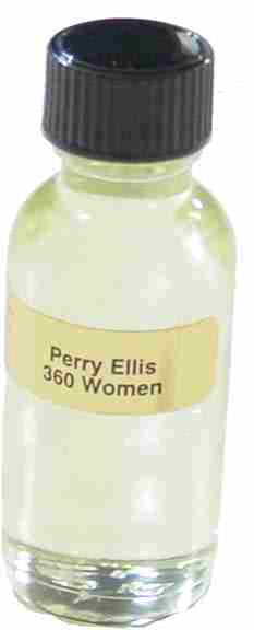Perry Ellis 360 (W) Type - 1/3 oz.