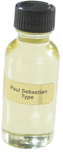 Paul Sebastian (M) Type - 1 oz.