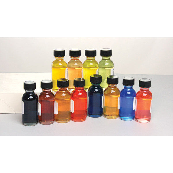 Set Of 12 Top Oils - 1 oz.