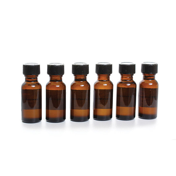 Set Of 6 Top-Selling Essential Oils ½ oz