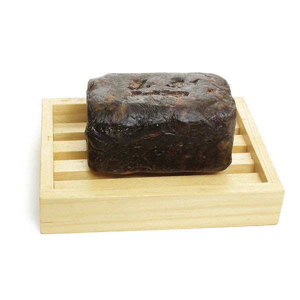 Pure African Black Soap - 6 oz.