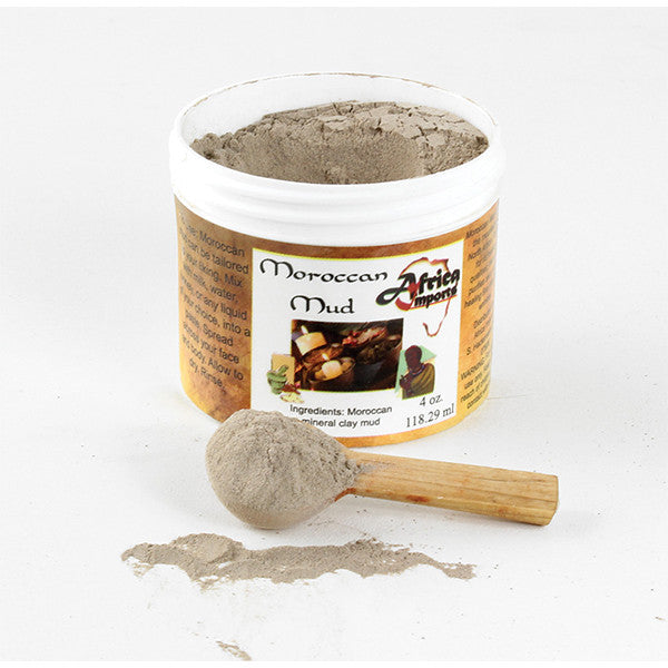 Moroccan Mud - 4 oz.