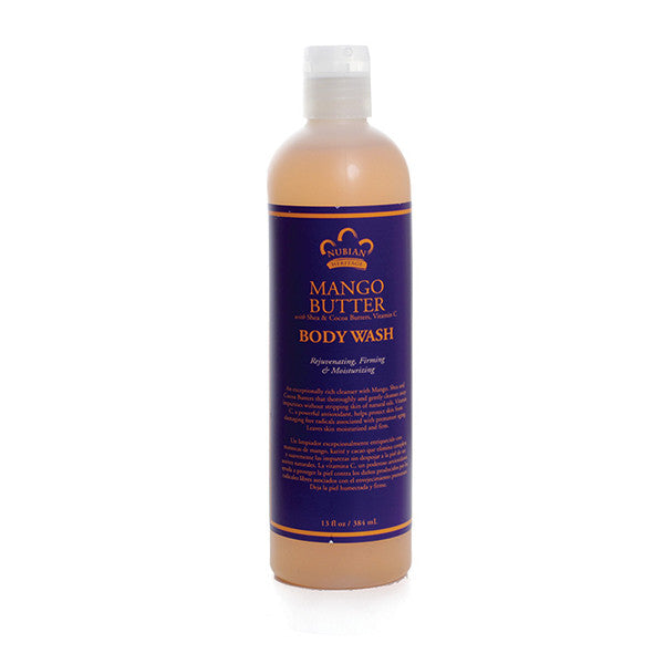 Mango Body Butter Body Wash - 13 oz.