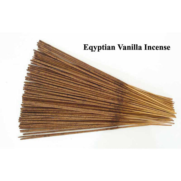 Egyptian Vanilla Exotic Incense Bundle