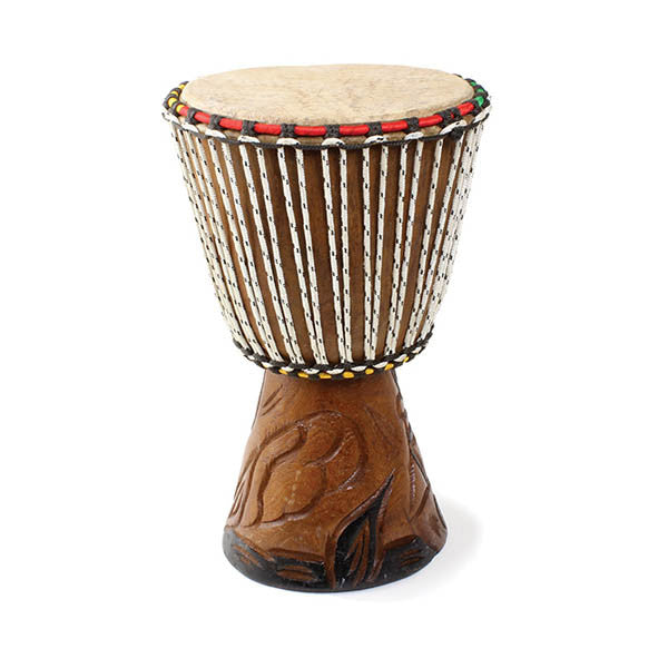 "D'Jembe Drum: Small/Medium 13""-15"""